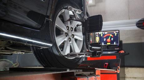 Service auto anvelope și jenți - Siruti Service Auto Tulcea